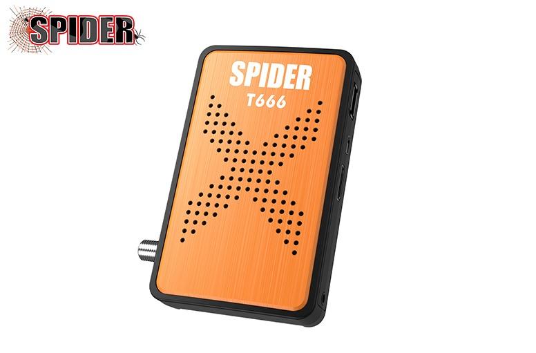 spider t666